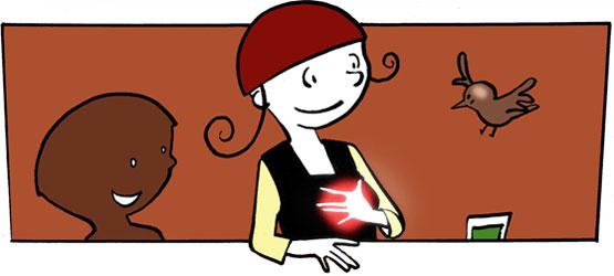 21 themas in de graphic novel