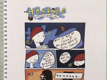 De Waardin - scriptie Graphic Novel